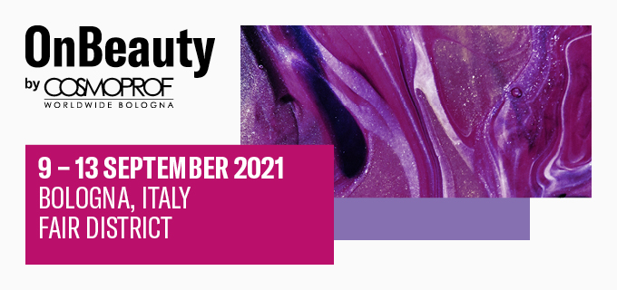 The cosmetics industry restarts from Bologna with OnBeauty by Cosmoprof Worldwide Bologna