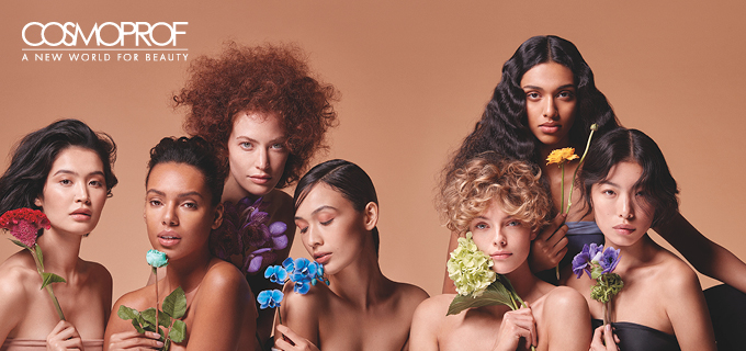 Cosmoprof presents Blooming Beauty