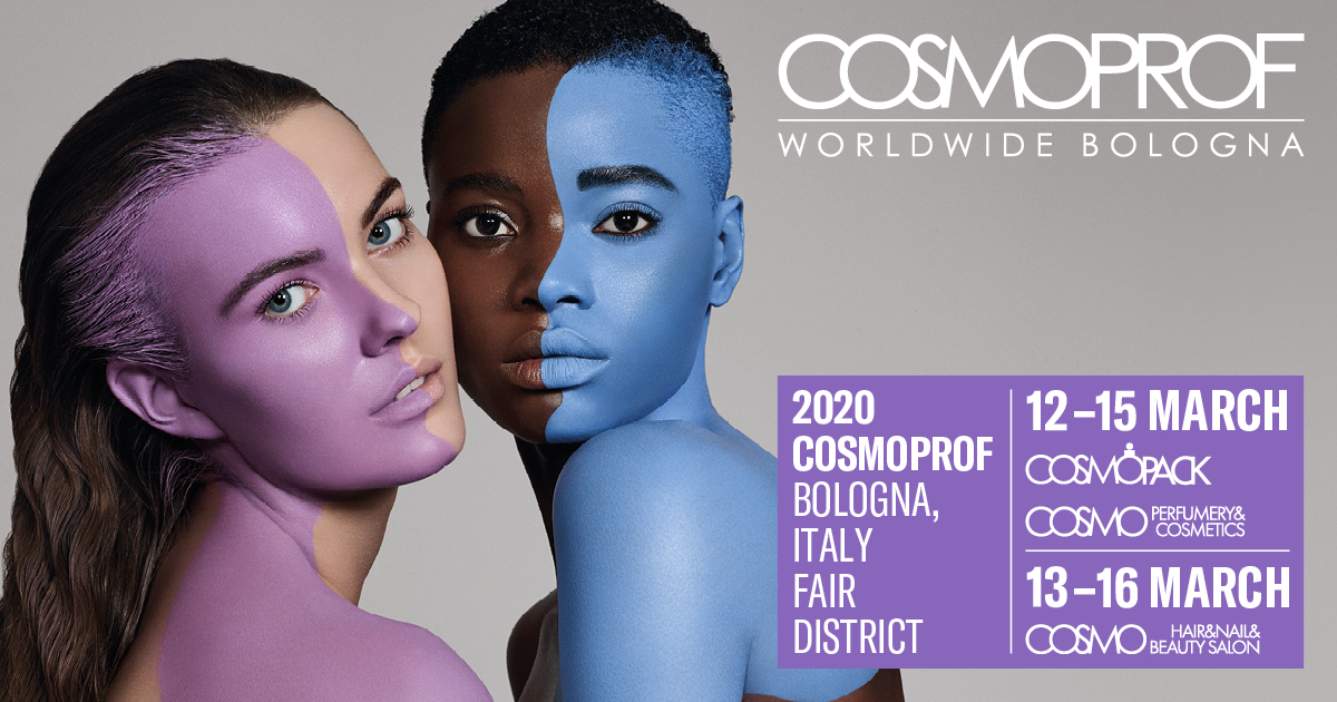 Cosmoprof Worldwide Bologna   A new world for beauty