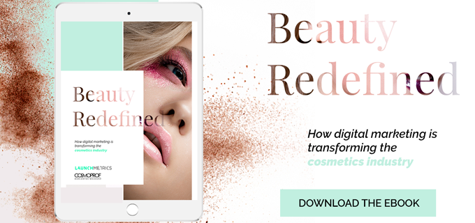 """BEAUTY REDEFINED"" BY LAUNCHMETRICS"