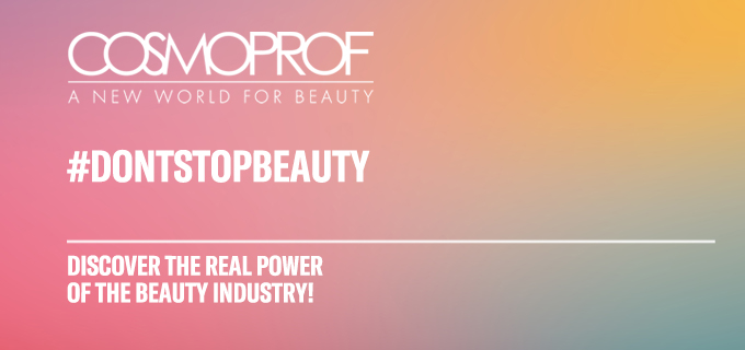 Don't stop beauty: la vera forza dell'industria della bellezza
