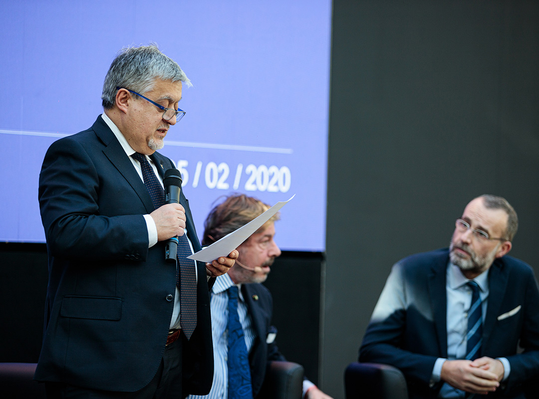 COSMOPROF WORLDWIDE BOLOGNA 2020 PRESS CONFERENCE image 6