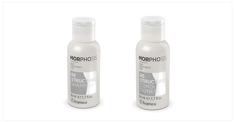 MORPHOSIS RE-STRUCTURE EXPRESS BEAUTY SHAMPOO; MORPHOSIS RE-STRUCTURE EXPRESS BEAUTY CONDITIONER