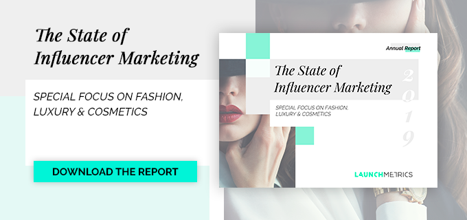 Lo Stato dell'Influencer Marketing: il report annuale di LAUNCHMETRICS