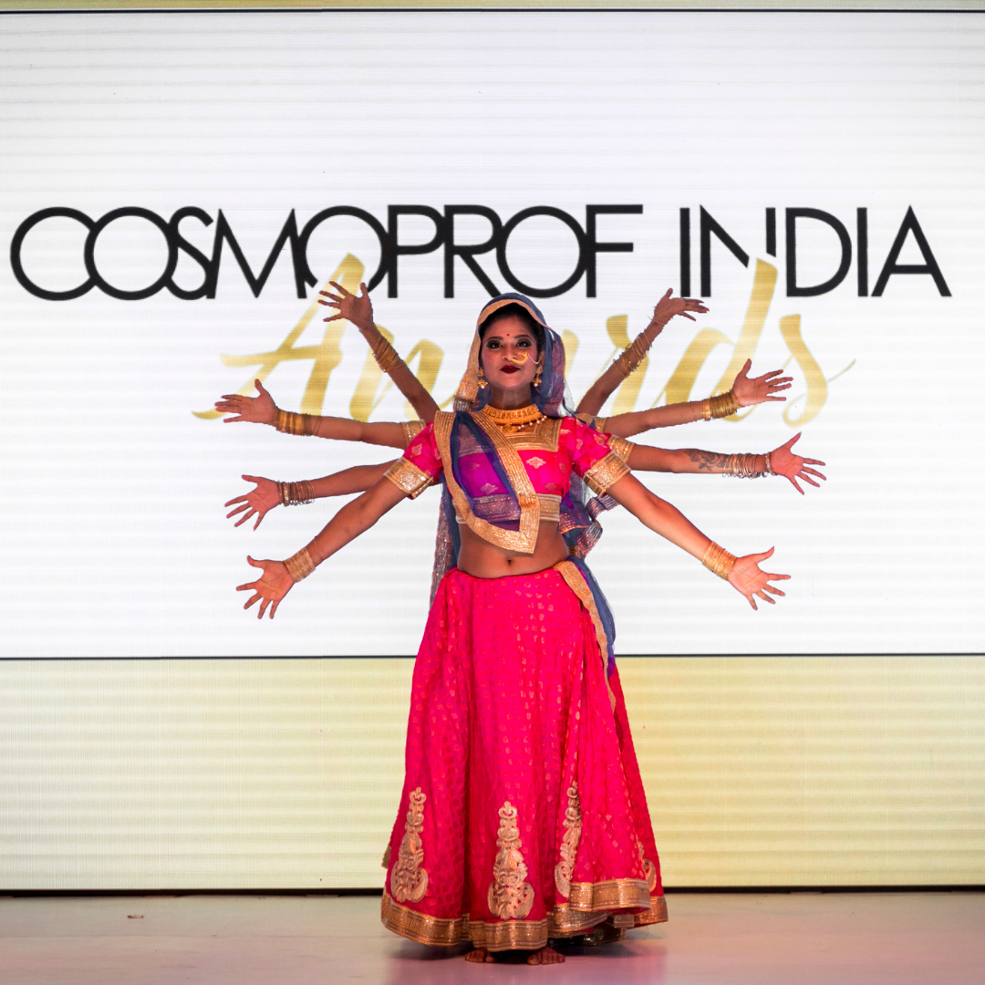 237 exhibitors and 7,429 professionals attended Cosmoprof India Mumbai 2019 image 2