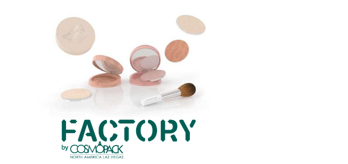 Cosmopack North America presents The Factory
