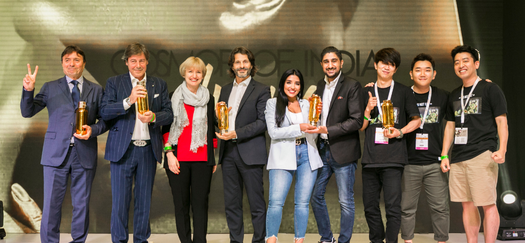 I vincitori di Cosmoprof India Awards 2019
