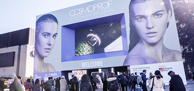 New record of attendees at Cosmoprof Worldwide Bologna 2019
