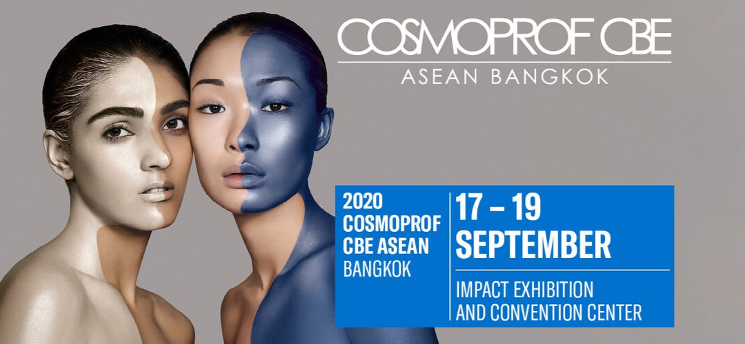 Cosmoprof inaugurates Cosmoprof CBE ASEAN, a new exhibition of the international network in Asia