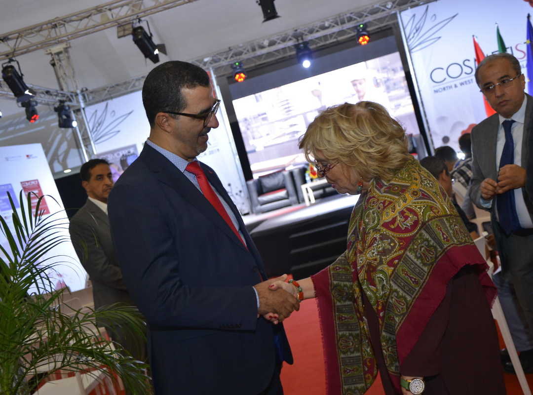 Prima volta in Marocco per Cosmoprof On The Road image 1