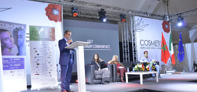 Prima volta in Marocco per Cosmoprof On The Road