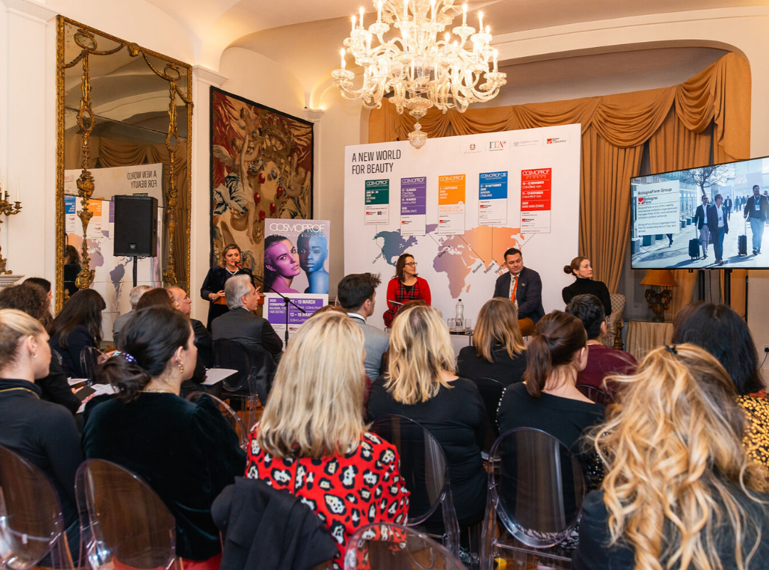 Cosmoprof On The Road in London for a sneak-peek of the future of beauty image 1