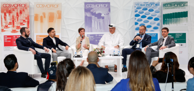 Tappa in Qatar per Cosmoprof On The Road